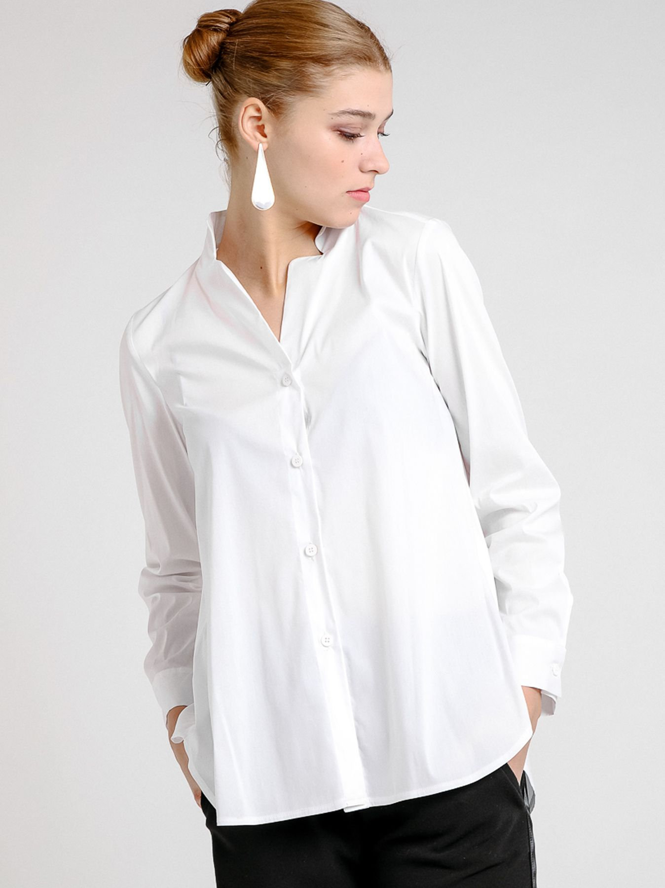 Camicia sagomata