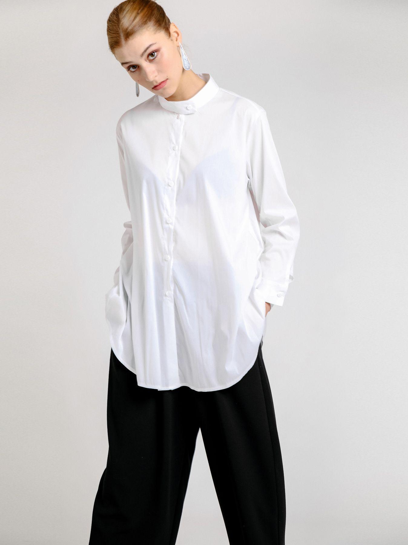 Camicia ampia