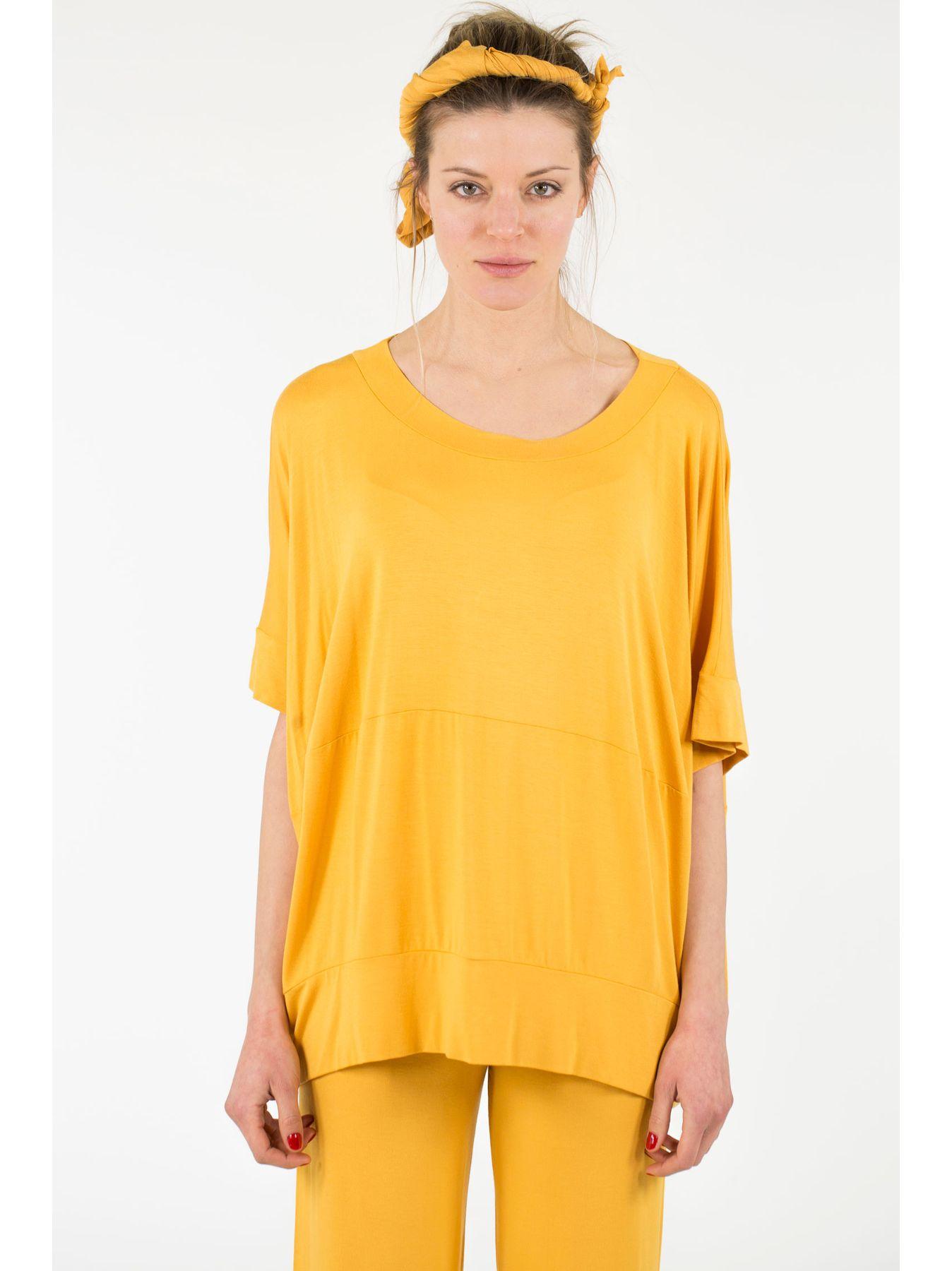 T-shirt bordata