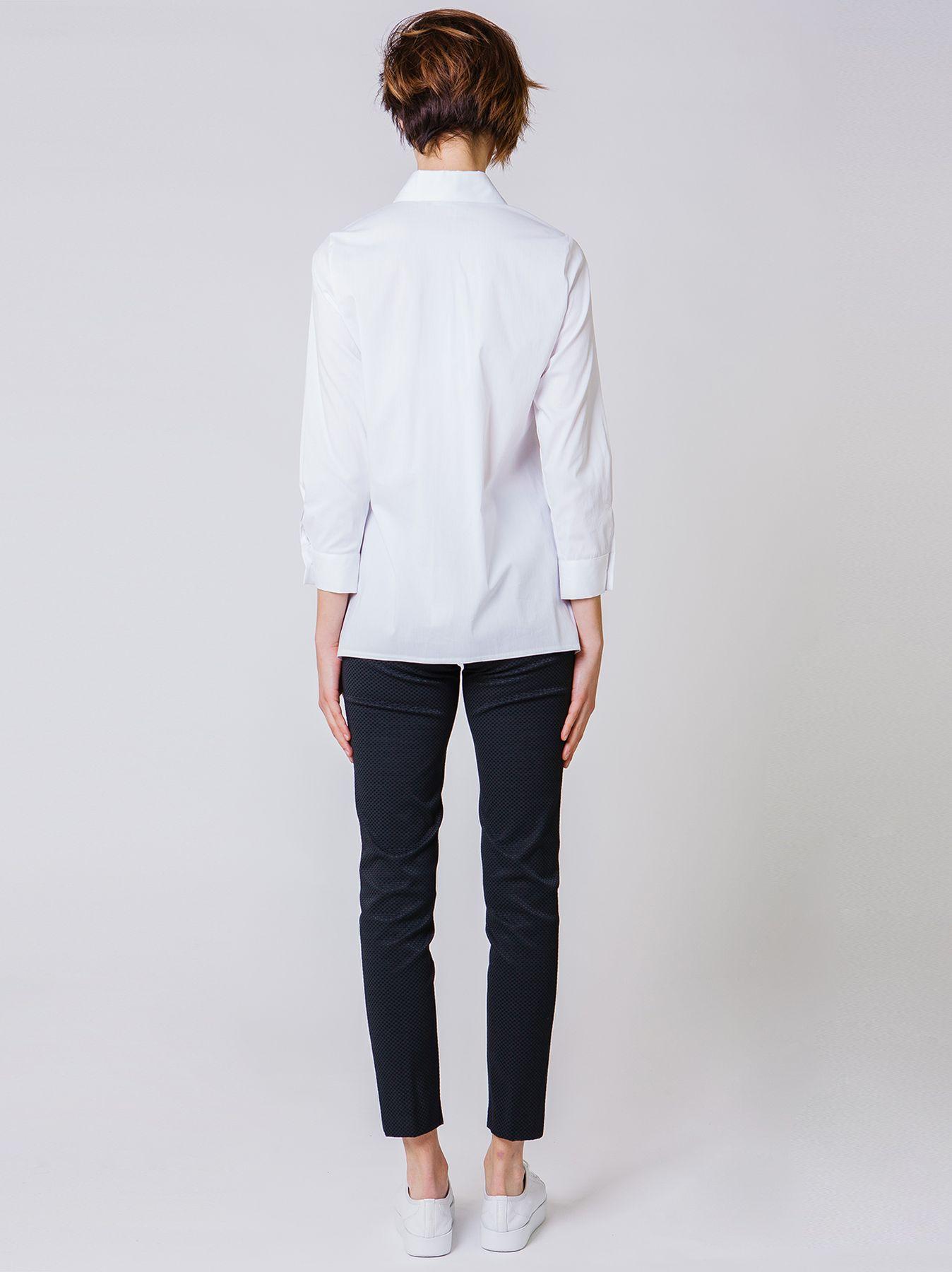 Camicia mezzaluna