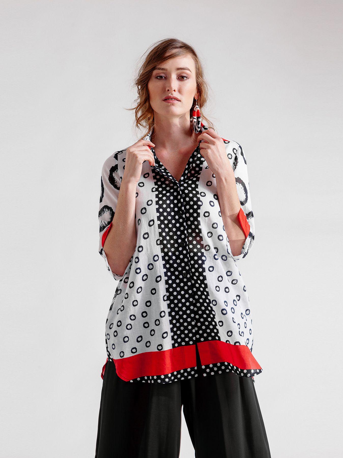 Camicia mix&match pois