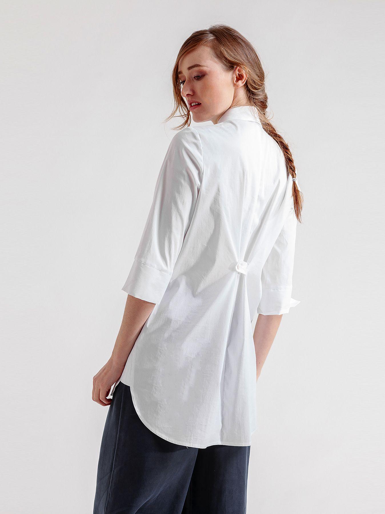 Camicia con taschina