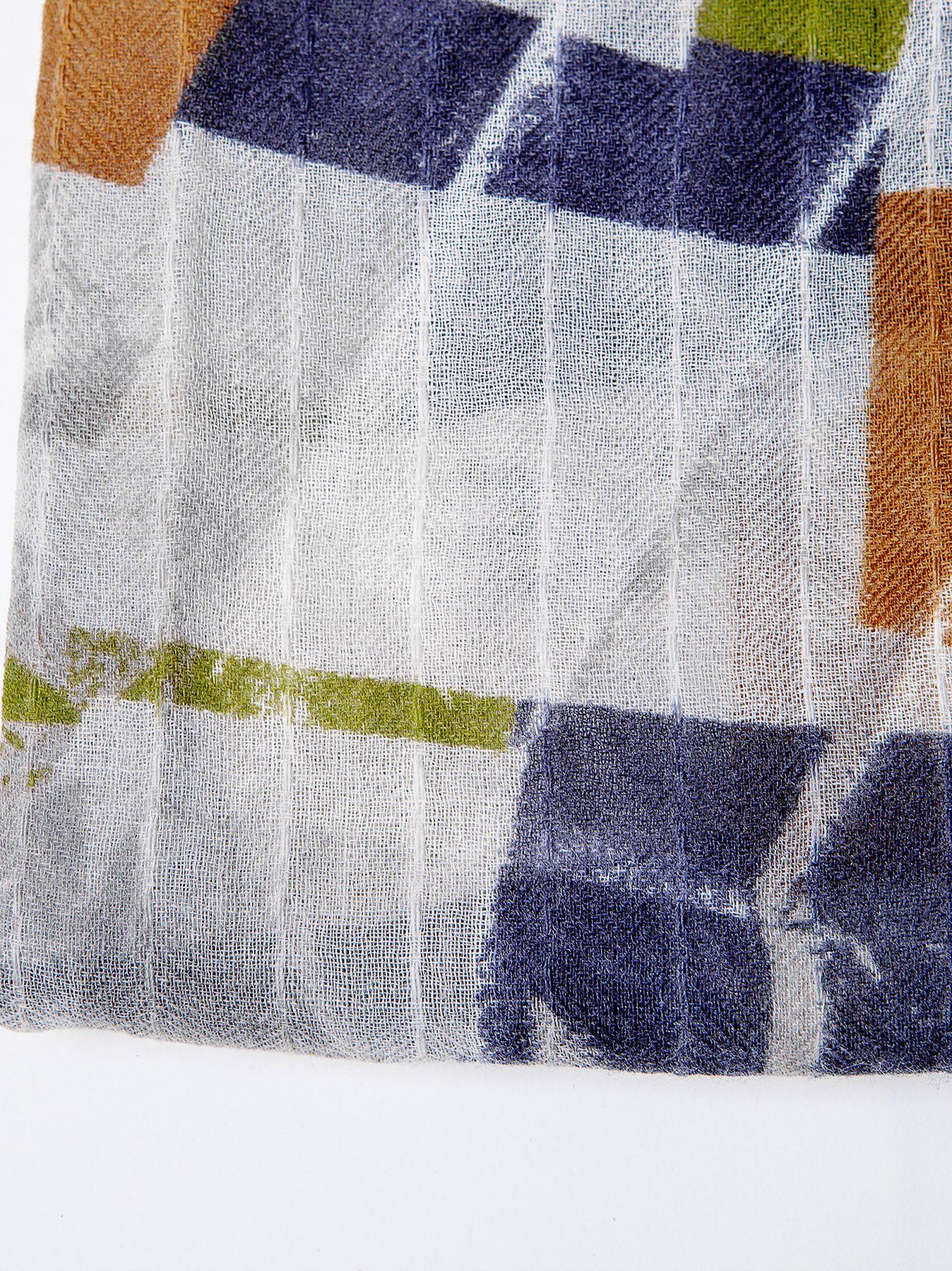 Sciarpa mosaico