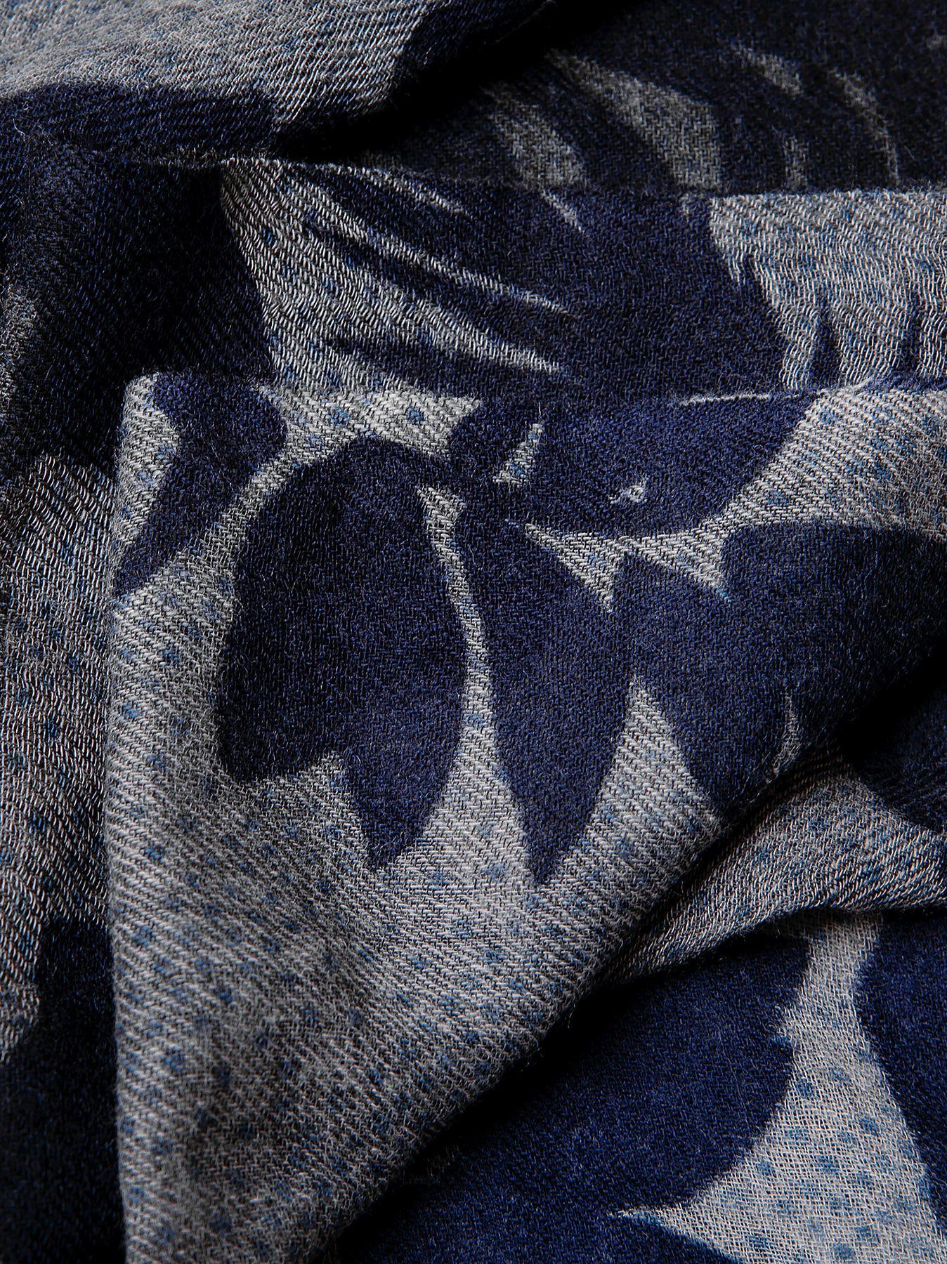 Sciarpa floreale