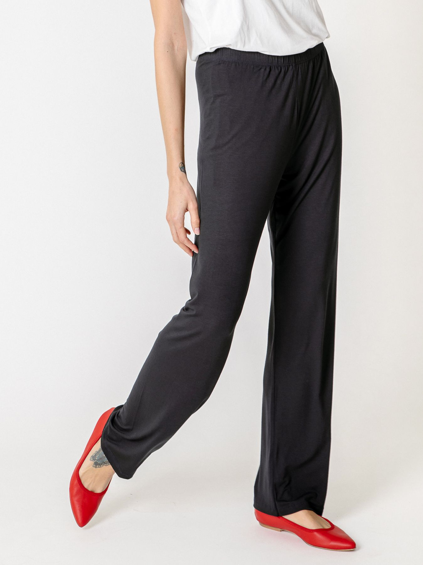 Pantalone morbido BLU
