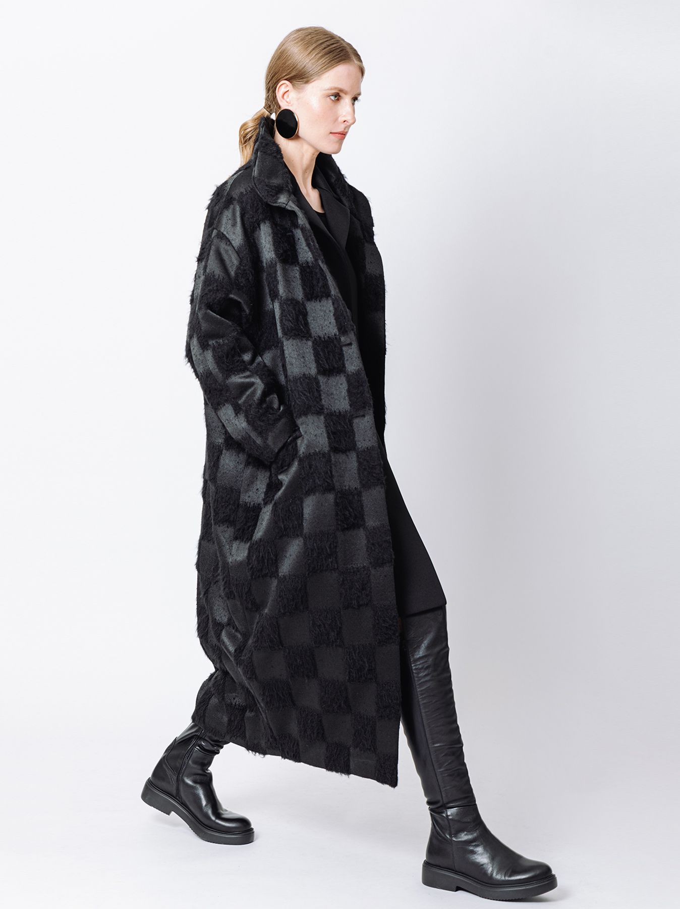 Damier Coat