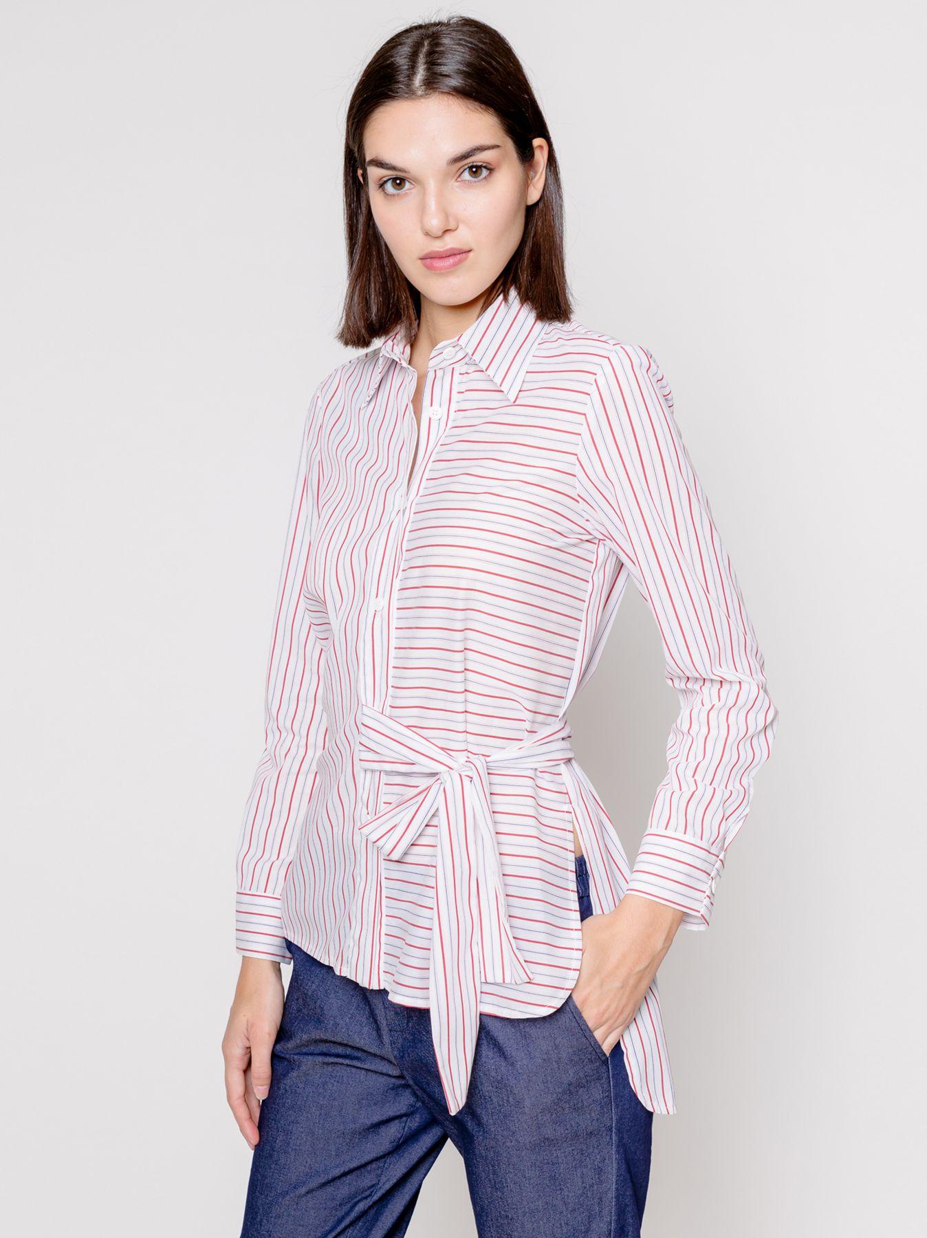 Camicia righe verticali