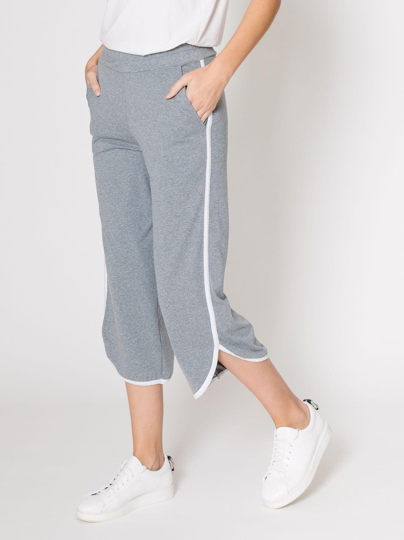 Pantalone in jersey di cotone