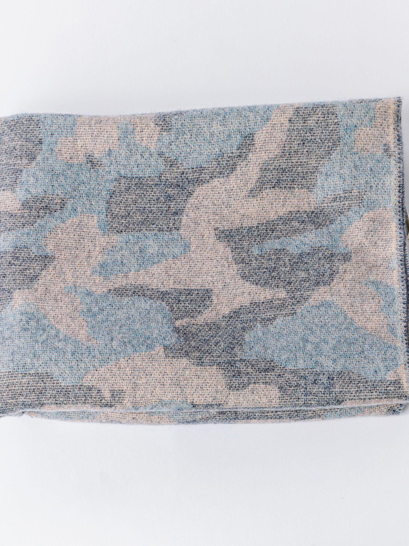Sciarpa camouflage