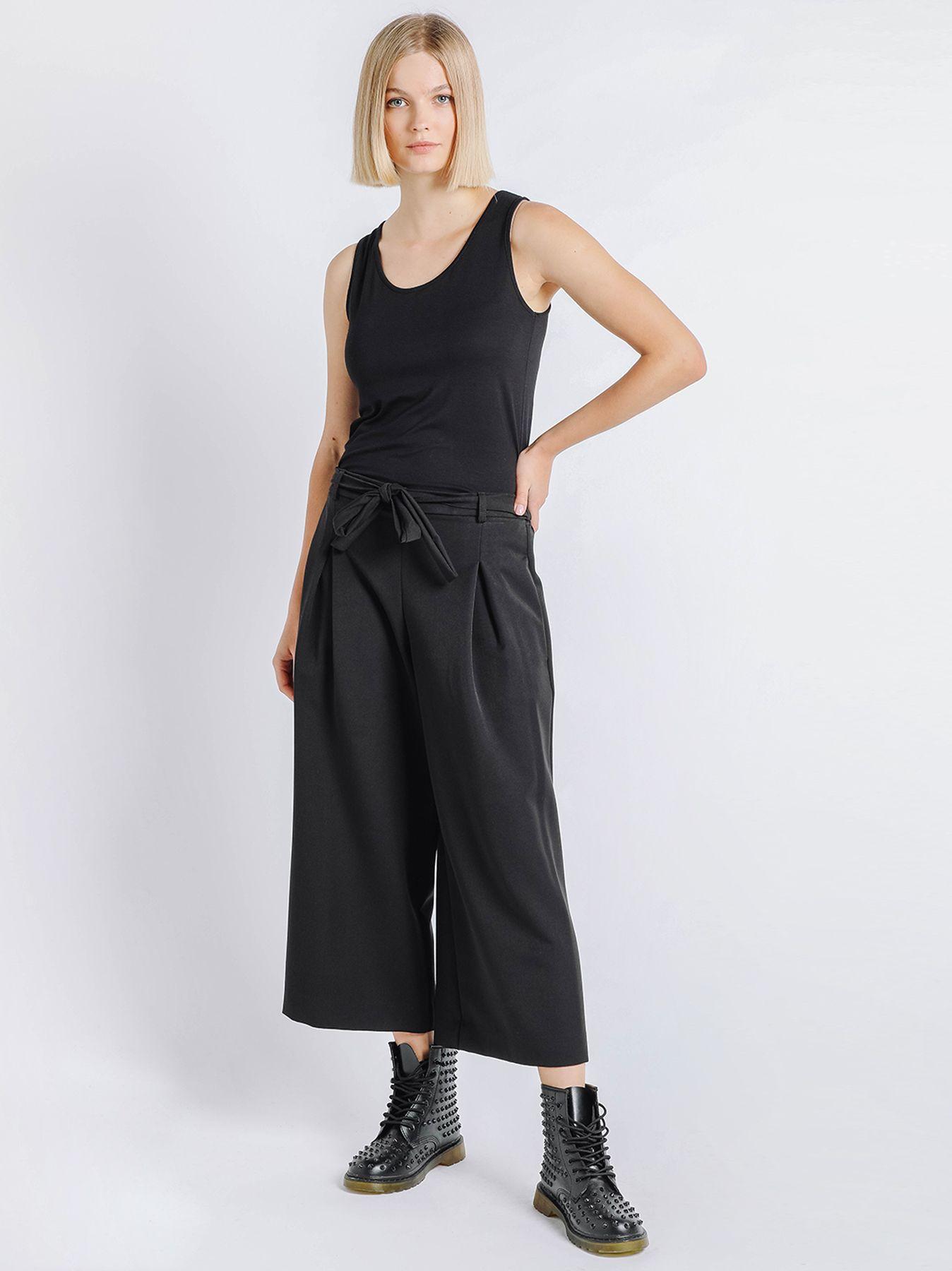 Pantalone pinces NERO