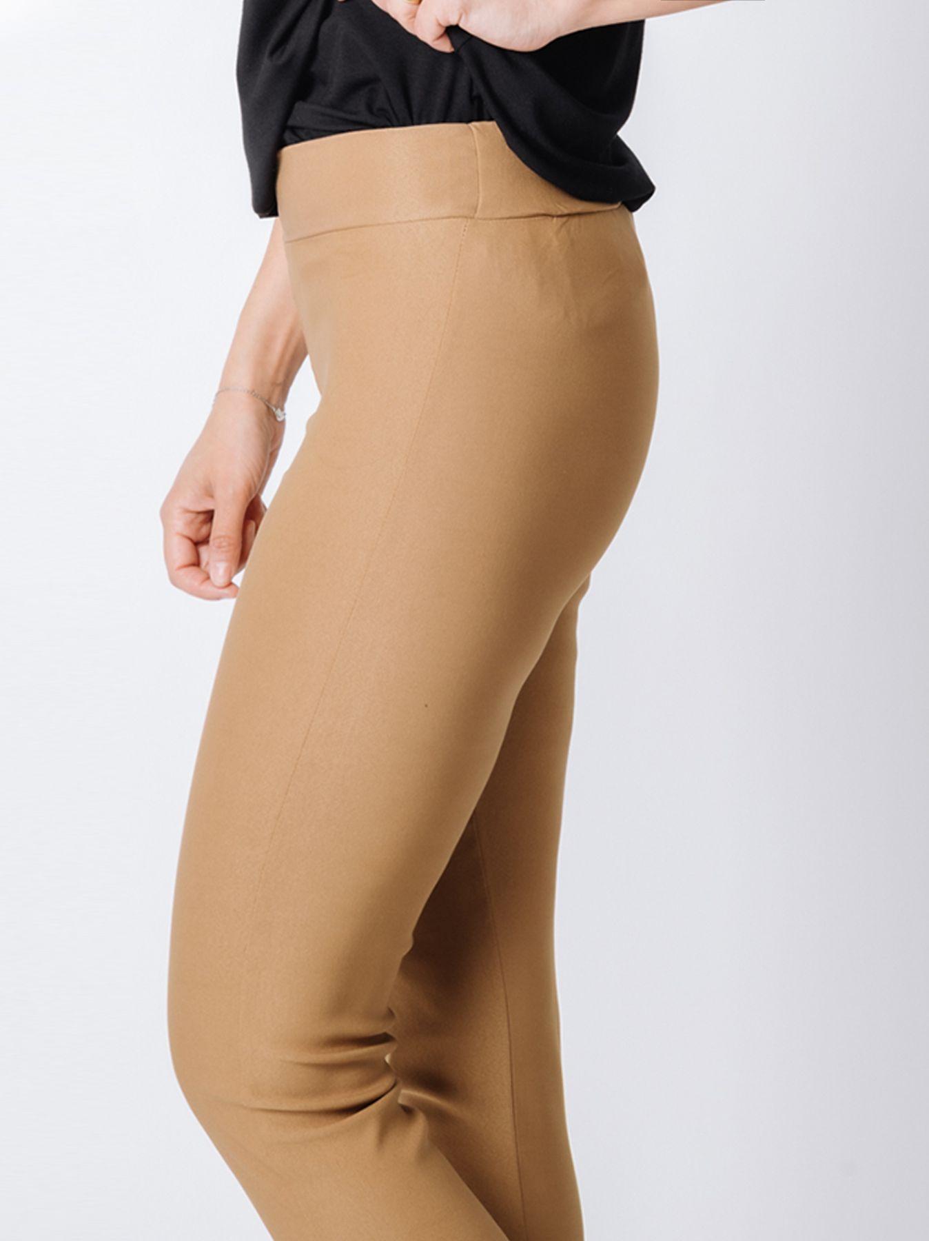 Panta-leggings CARAMELLO