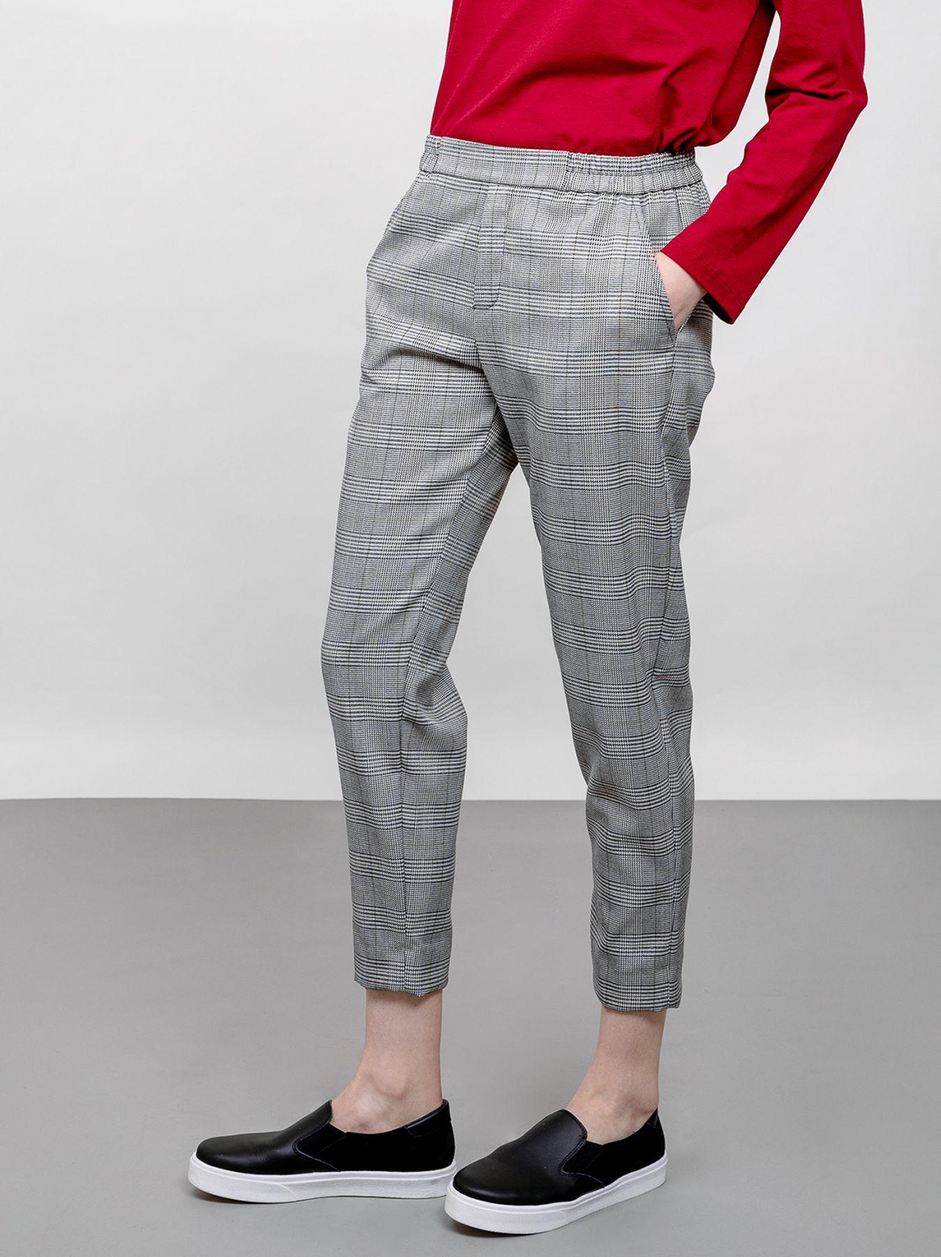 Pantalone chino Principe di Galles