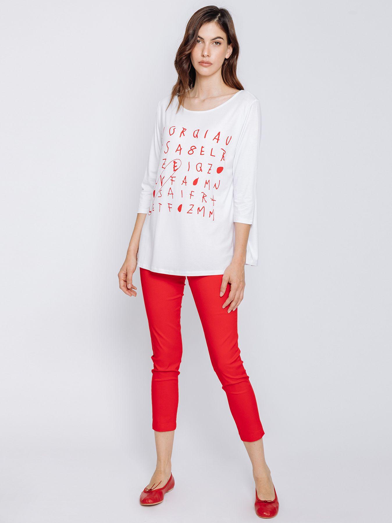 T-shirt CRUCIVERBA